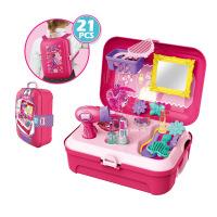 儿童过家家医生玩具套装 仿真餐具梳妆台收银工具箱玩具3-7岁