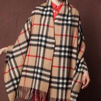 【当当自营】DANGDANG PREMIUM 羊绒复古披肩时尚款(70厘米宽*160厘米长)当当自营羊绒围巾