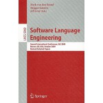 【预订】Software Language Engineering: Second International Con