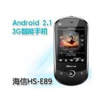 天翼 海信E89手机 CDMA智能手机 3G Android2.1PF