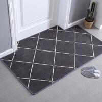 地毯地垫门垫进门防滑吸水入户门脚垫蹭脚垫门口厨房浴室家用垫子