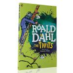 进口英文原版 The Twits 蠢特夫妇 罗尔德达尔 Roald Dahl 儿童文学小说