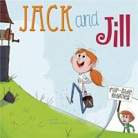 预订Jack and Jill Flip-Side Rhymes