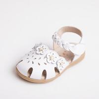 2019年夏季新款学步鞋1-3岁宝宝鞋包凉鞋女童宝宝鞋儿童凉鞋