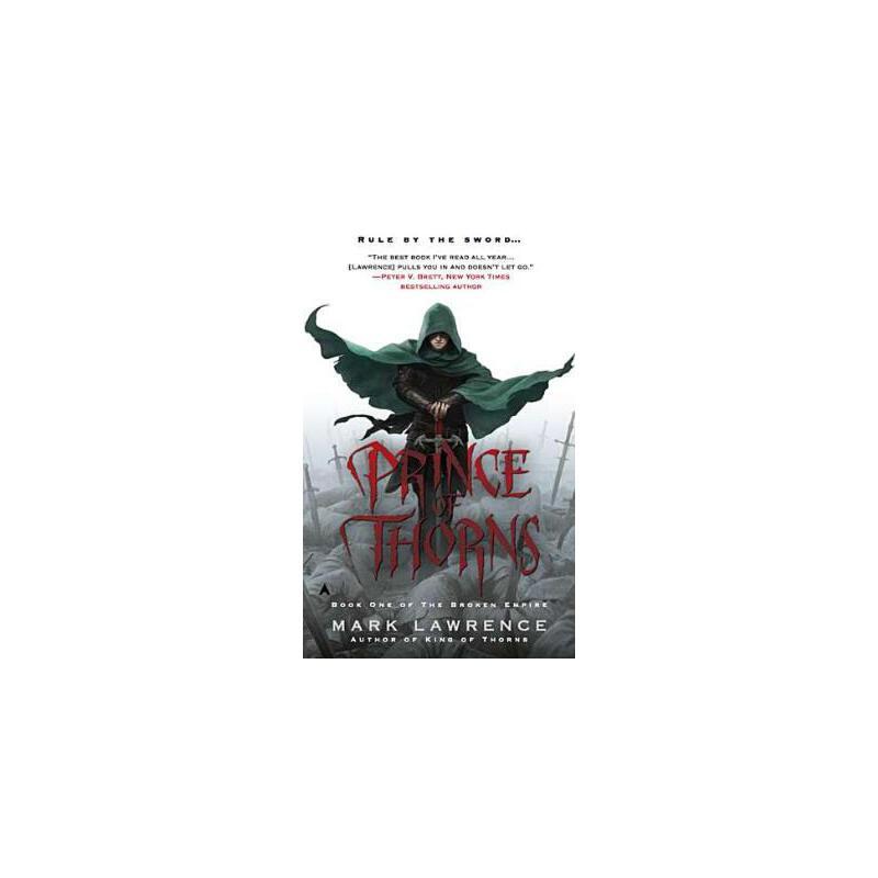 【预订】Prince of Thorns 预订商品,需要1-3个月发货,非质量问题不接受退换货。