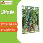 凯迪克图书 美国进口 凯迪克奖作品 Madeline 玛德琳【平装】