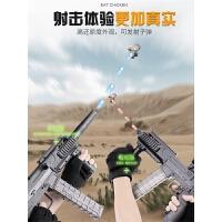 绝地求生电动水弹抢可发射吃鸡男孩子儿童玩具枪冲锋枪