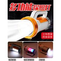 手电筒强光可充电多功能手提1000打猎疝气狩猎户外氙气探照灯