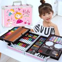 儿童画笔套装美术学习用品画画工具绘画女孩水彩笔小学生六一礼物