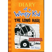 Diary of a Wimpy Kid Book #9:The Long Haul小屁孩日记 9:(美国版,平装)ISBN9781419717604