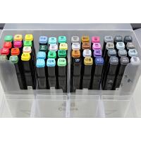 touch马克笔48色套装马克笔 标准常用色套装