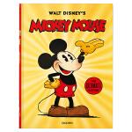 Walt Disney's Mickey Mouse 华特.迪斯尼的米老鼠 英文原版