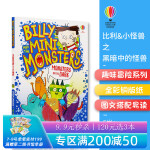 Usborne 原版英文 Billy and the Mini Monsters �C Monsters in the