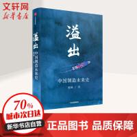 溢出 中国制造未来史 中信出版社