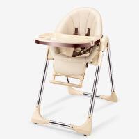 宝宝餐椅餐椅可折叠多功能便携式婴儿餐桌椅吃饭椅子
