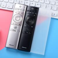 海信电视遥控器硅胶 CRF3A69保护套HZ55U7A遥控器防摔硅胶套贝亲