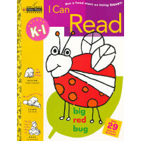 I Can Read (Grades K-1, Little Golden Book, Step ahead) 我会阅