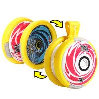 火力少年王之悠风三少年变形回旋悠悠球磁力电波溜溜球yoyo小学生 677154 变形回旋悠悠球-磁力电波