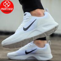Nike/耐克男鞋新款低帮运动鞋小白鞋网面透气舒适轻便防滑耐磨休闲鞋CJ1682-101