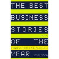 BEST BUSINESS STORIES 2002(ISBN=9780375725012) 英文原版