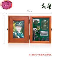 退伍军人纪念品 相框定制 老兵送战友留念实用礼物 个性创意用品