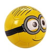 神偷奶爸 小黄人儿童玩具足球2号幼儿园宝宝球类玩具训练球适合3岁以下儿童
