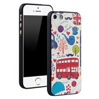 【包邮】MUNU 苹果 iPhone5/5S/SE浮雕TPU手机壳 苹果5/5s/se iPhone5 iPhone5