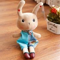 正版梦兔毛绒玩具可爱小兔子公仔玩偶情侣娃娃女生七夕情人节礼物