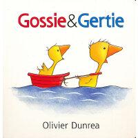 Gossie and Gertie 小鹅戈西与歌蒂 9780618747931