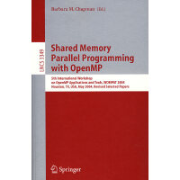 Shared Memory Parallel Programming with Open MP共享存储器并行程序设计与
