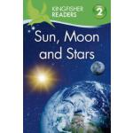 英文原版 儿童分级读物 Kingfisher Readers: Level 2: Sun, Moon, and Sta