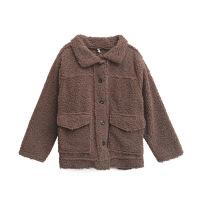 羊羔毛外套女冬季新款韩版宽松百搭学生加厚保暖棉衣棉袄