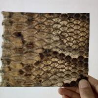 二胡蟒皮乐器配件 蟒皮蟒蛇皮蒙皮二胡 高胡 中胡块皮 边皮 肚皮