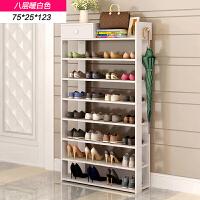简易经济型迷你小鞋柜门口鞋架子家用客厅收纳架鞋架鞋架多层