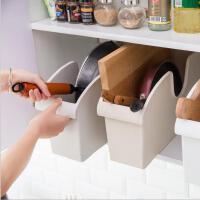 置物架厨房用品收纳整理架锅架调料架多功能储物架刀架整理收纳架