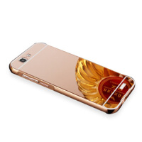 【包邮】MUNU 华为 Ascend G7金属边框镜面壳 华为 G7手机壳边框 g7 手机壳 手机套 保护壳 保护套