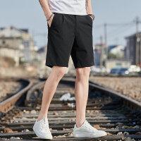 夏季短裤男士外穿居家纯棉休闲五分裤西装polo高尔夫商务百搭中裤