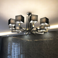 【品牌特惠】现代吊灯 大气客厅灯 个性卧室餐厅灯 吊灯