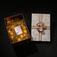 大礼物盒礼盒包装盒 大号礼品盒大包包生日礼物盒子 鞋子特大男生