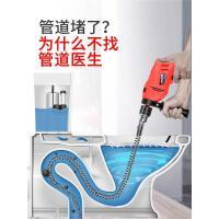 通下水道疏通器神器电动管道机马桶厨房地漏厕所堵塞弹簧专用工具