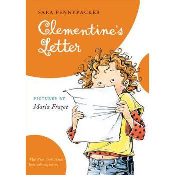 【预订】Clementine's Letter 预订商品,需要1-3个月发货,非质量问题不接受退换货。