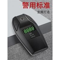 酒精测试仪酒驾吹气式检测仪专用警查器呼安吸浓度示家交高精含量