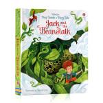 偷偷看童话系列 杰克与魔豆 英文原版 Peep Inside a Fairy Tale Jack and the Be