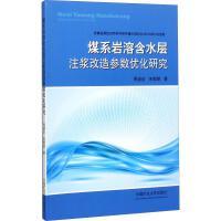 煤系岩溶含水层注浆改造参数优化研究 中国矿业大学出版社