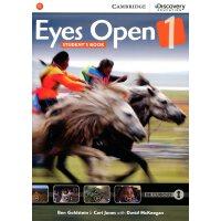 剑桥新探索系列中学英语教材Eyes Open Level 1 Student's Book 学生用书