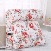 床头靠垫三角记忆棉床上大靠枕喂奶哺乳孕妇靠背垫腰枕护腰定制