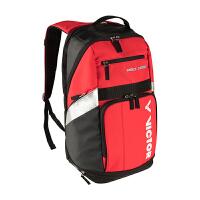 威克多VICTOR BR8009羽毛球包 专业PRO系列羽网两用双肩背包