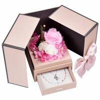 生日礼物送女友女生女孩子抖音同款定制项链名字送男友送爱人老婆妈妈情侣手链实用礼物