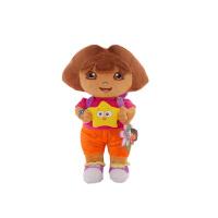 爱探险的朵拉玩具 玩具毛绒玩具玩偶公仔布娃娃儿童女孩礼物