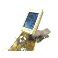 支持货到付款 四音定音器 吉他 贝斯 尤克里里 调音器 校音器 小提琴 小吉他 都可以使用 (携带方便) ET-30